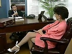 Horny Boss Fucks His New Secretary