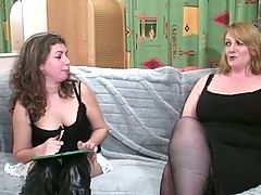 Bbw get fisted & fucked