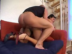 Jana bach gets fucked for being a bitch